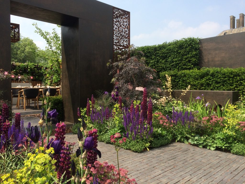 Landscaping Ideas Chelsea Flower Show