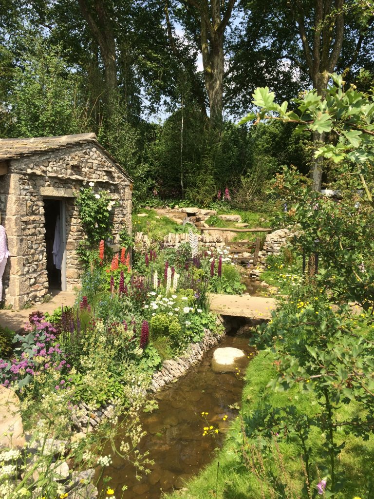 Landscaping Ideas - Chelsea Flower Show. Welcome to Yorkshire garden.