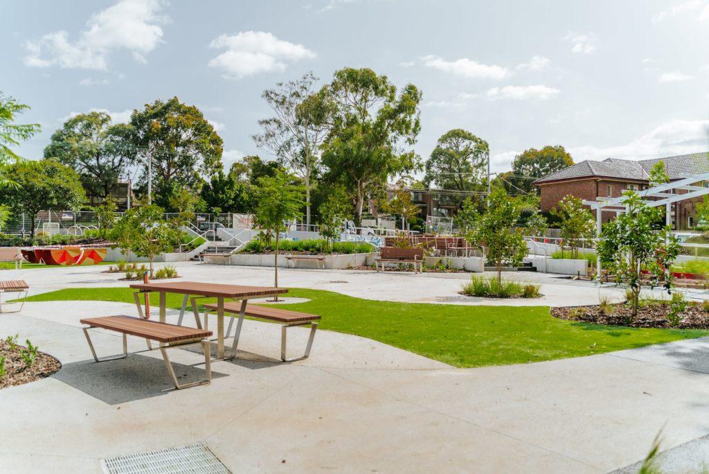Landscaping Kew