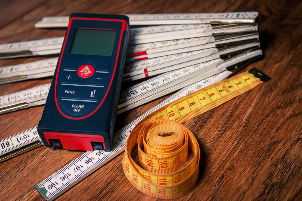 Quality Landscape measuring
