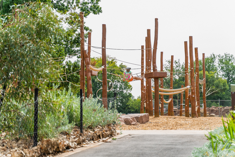 Commercial Landscaping Public Park Romsey Ecotherapy Park