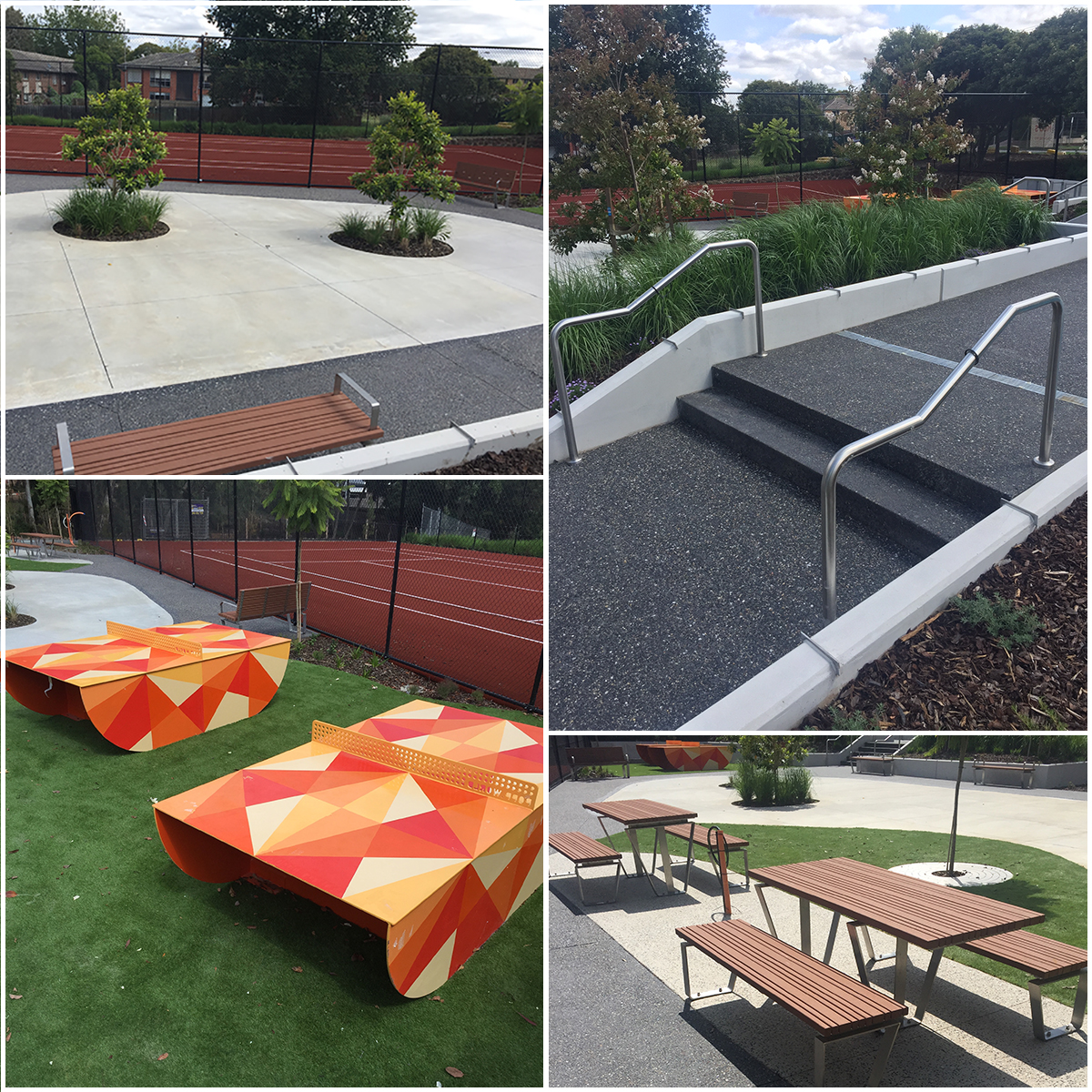 Commercial Landscaping of Public Spaces