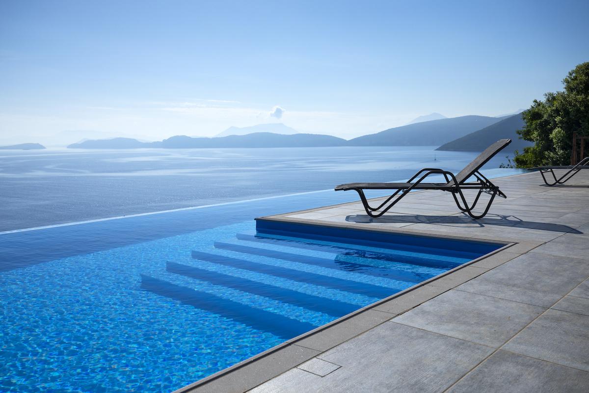 Infinity edges swimming Pool designs