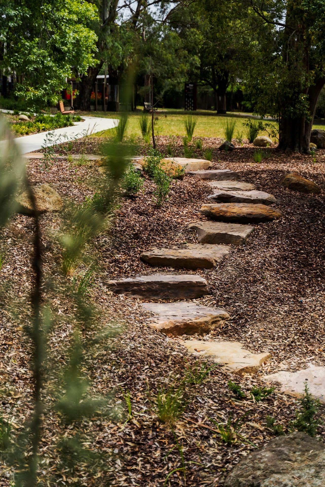Mudstone Path
