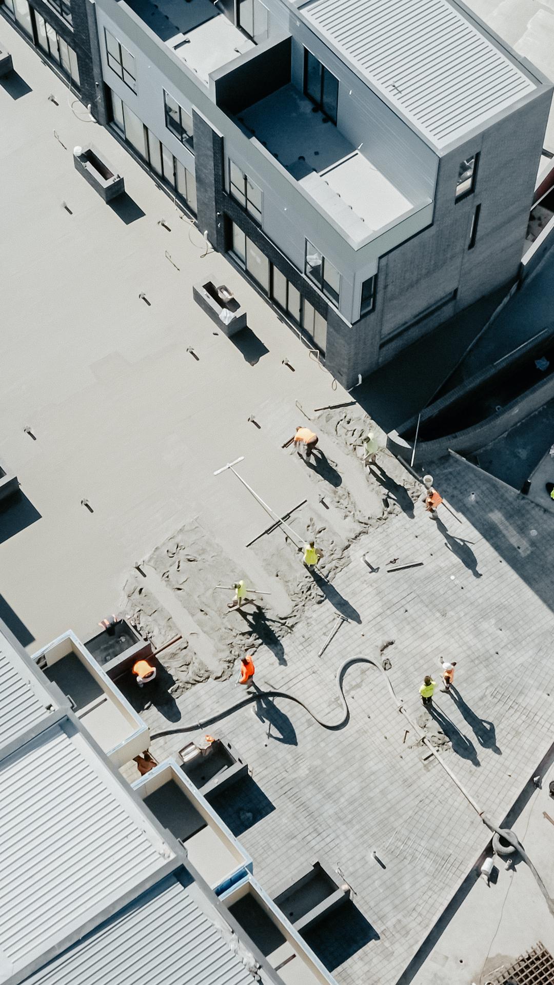 commercial concrete pavement Melbourne