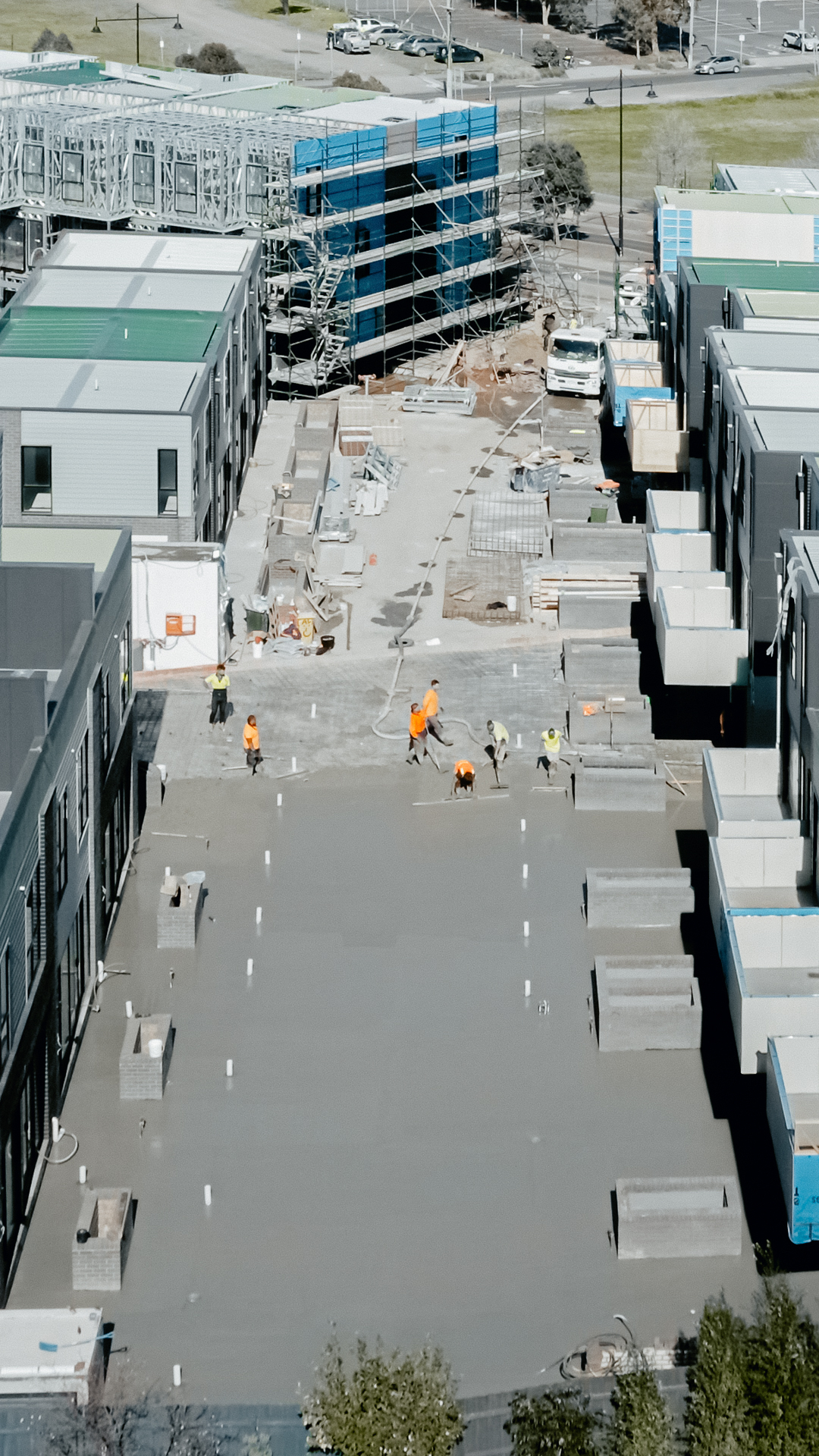 Concrete Pavement Construction Melbourne